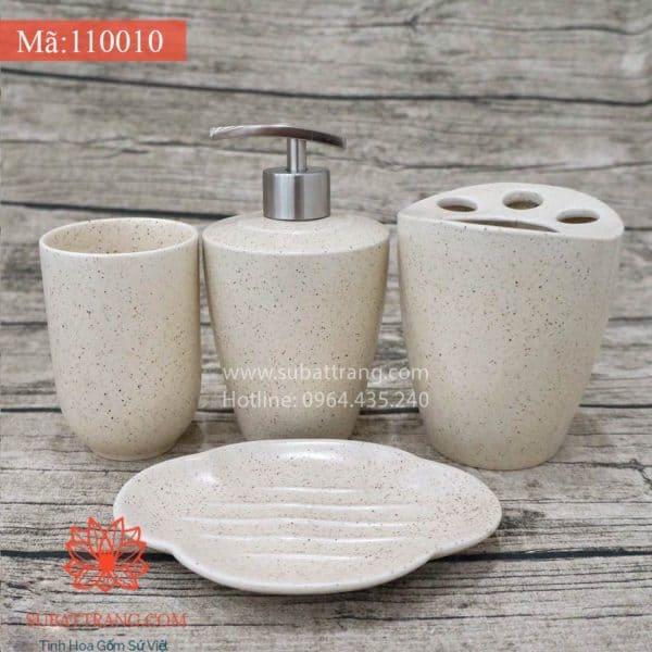 Bộ Bình Sữa Tắm Đầy Đủ Dáng Chóp - 110010