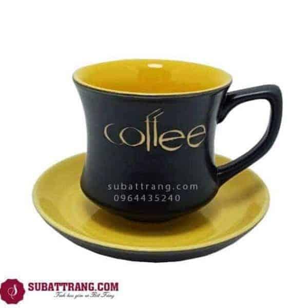 Cốc Cafe Cao Có Đĩa - 100050