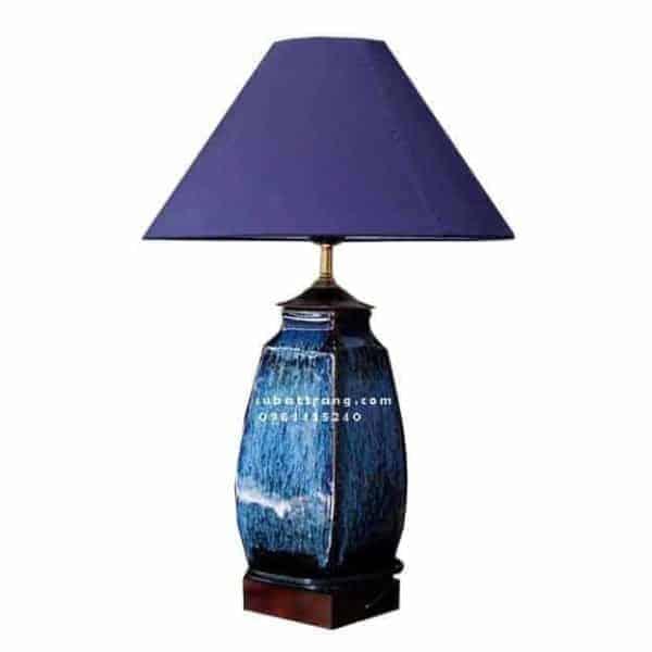 Đèn Ngủ Vuông Men Hỏa Biến Cao Cấp - 150004