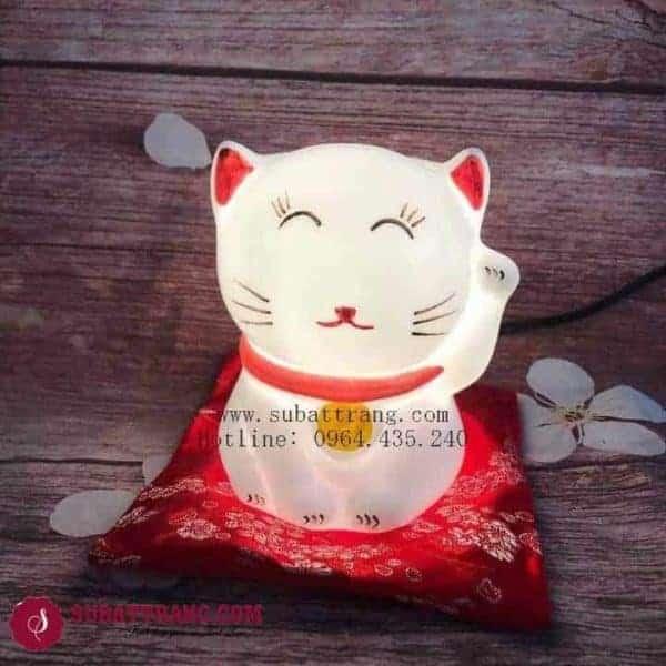 Đèn Xông Tinh Dầu Bằng Điện Con Mèo - 90072