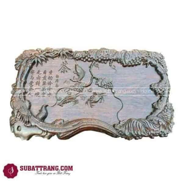 Khay Trà Gỗ Cao Cấp - 140016