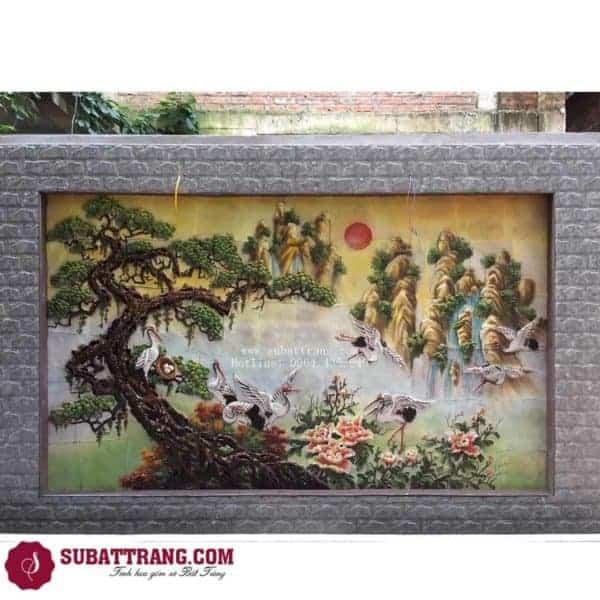 Tranh Ốp Tường - 18046