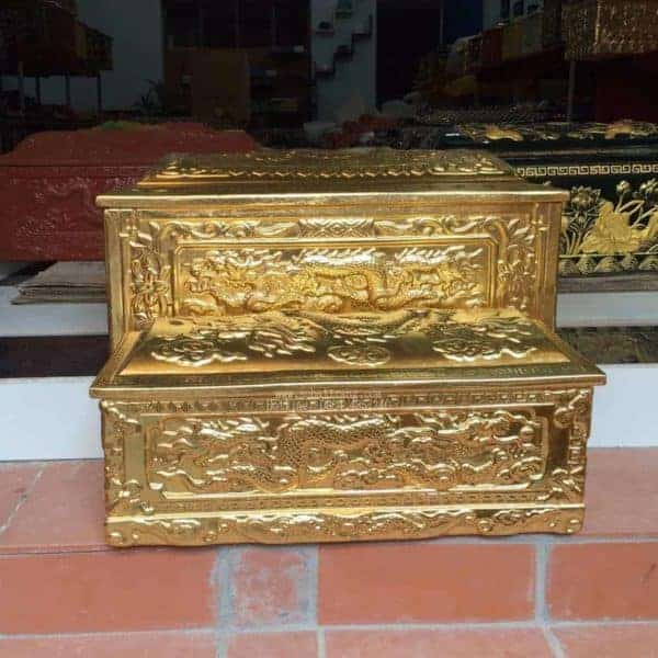 Tiểu Quách Phủ Vàng Kim Mái Vòm Rồng - 190027