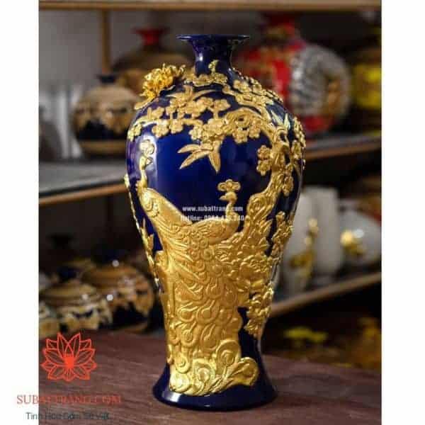 Mai Bình Công Đào Mạ Vàng - 120092