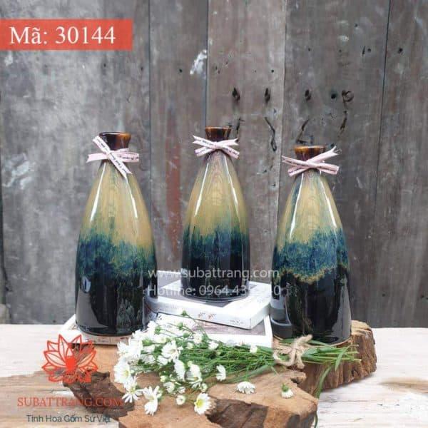 Set Ba Lọ Hoa Mini - 30144